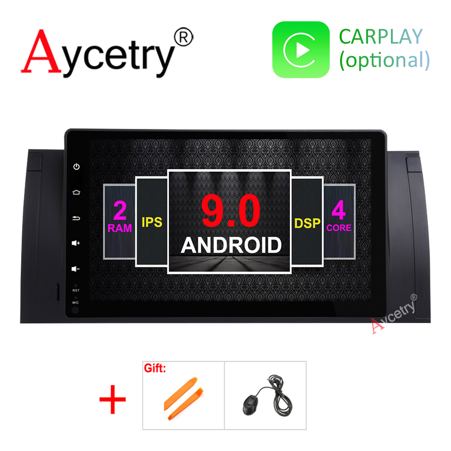 DSP IPS 9 inch HD Touch Screen Android 9 0 Car Multimedia Radio no dvd player