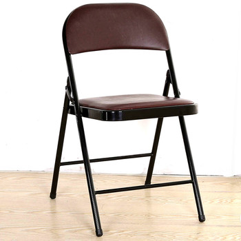6psc High quality office meeting training Folding chair 1