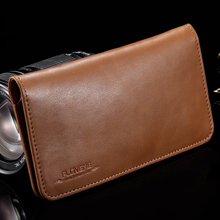 Floveme кожаный чехол для iPhone 6 S 7 Plus 5S для Samsung S8 S7 край Huawei P8 P9 Lite Xiaomi Mi5S Redmi 4 Слот для карты Бумажник Обложка