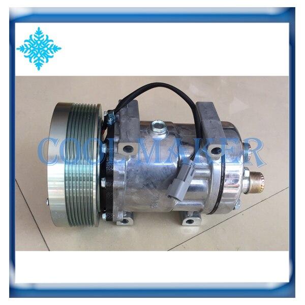 Sanden 8148 6021 FOR Ford/New Holland/Case IH/Steyr MACHINE NUMBER