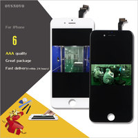 Ovsnovo AAA Complete Test LCD Touch Screen Digitizer For IPhone 5 5s 6 6s 7 Display