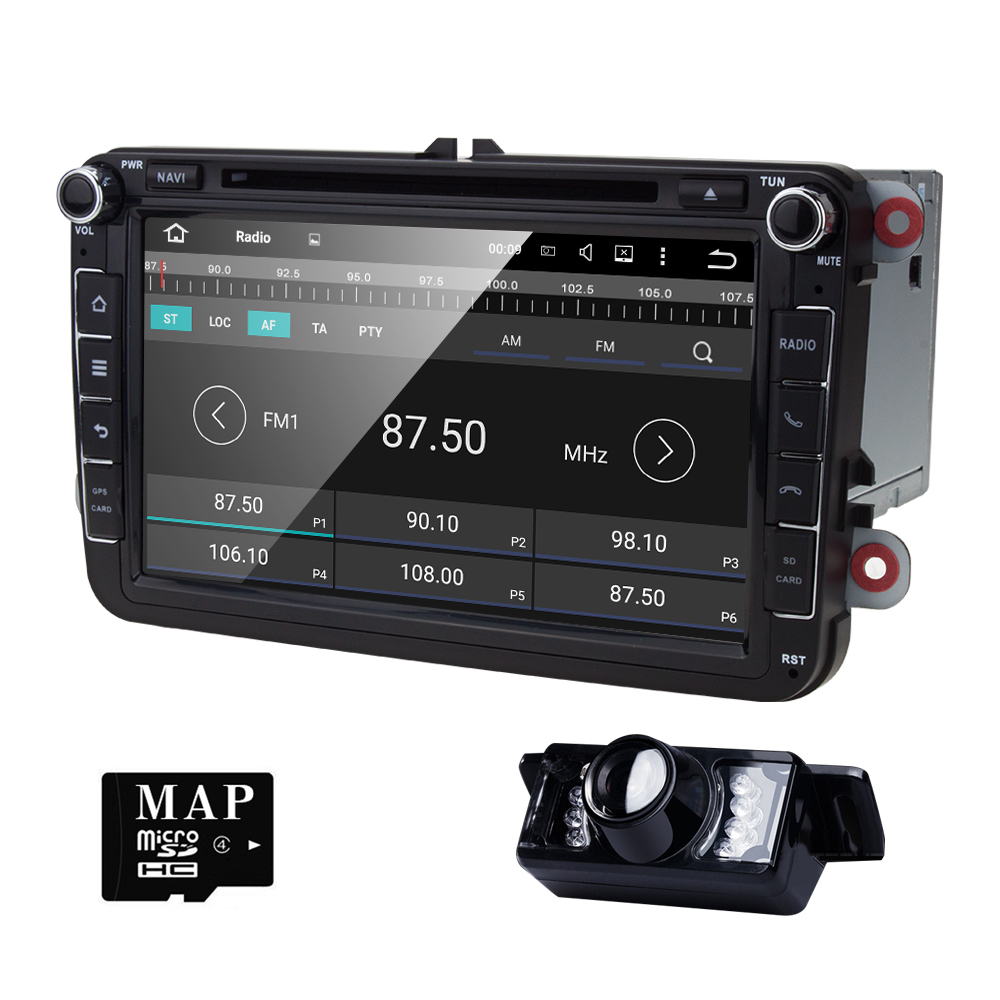 font b Android b font 5 1 1 8 Inch Car DVD Player For VW