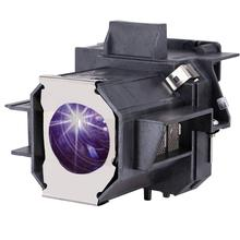 Compatible ELPLP39 V13H010L39 Projector Lamp with housing for EPSON EMP-TW700 EMP-TW980 EMP TW2000 HOME CINEMA1080 Projectors стоимость