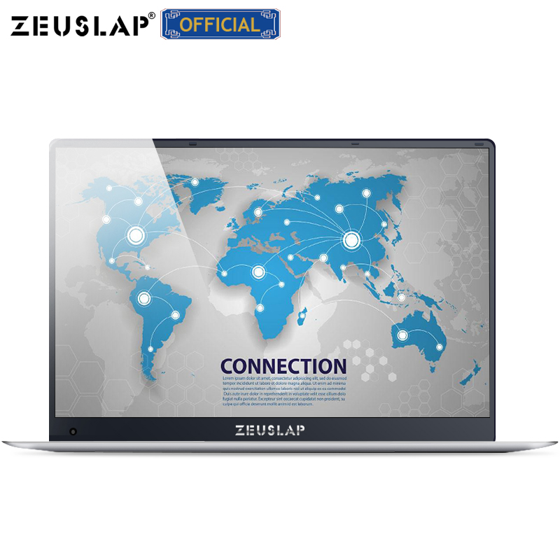 ZEUSLAP 8GB Ram+80GB SSD 15.6inch 1080P IPS Screen Intel Core M-5Y51 Windows 10 System Laptop Notebook Computer