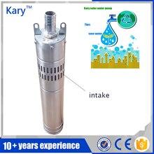 Водяной насос высокого качества 24 вольт погружной водяной насос, сельскохозяйственные DC хорошо водяного насоса с 50 м лифт