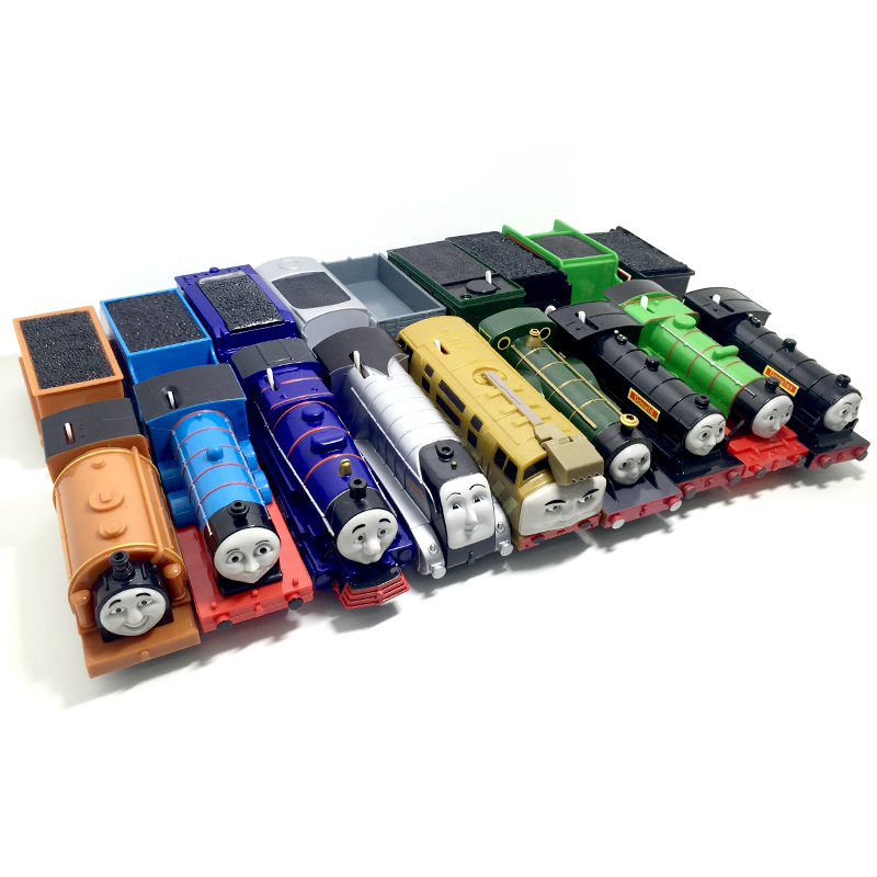 free shipping Electric Thomas and friend Track master motorized railway engine Motorized train Chinldren track toys