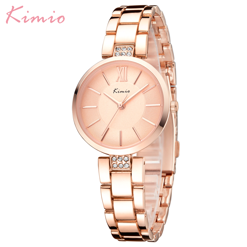 Kimio Luxury Quartz Wristwatches Reloj Mujer Fashion Women Watches Ultra Thin Case Bracelet Strap relogio feminino Free ShippingKimio Luxury Quartz Wristwatches Reloj Mujer Fashion Women Watches Ultra Thin Case Bracelet Strap relogio feminino Free Shipping