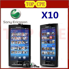 X10i Original Sony Ericsson Xperia X10 Cell phone 4.0″ Touch screen Android 3G GPS WIFI Camera 8MP Free Shipping