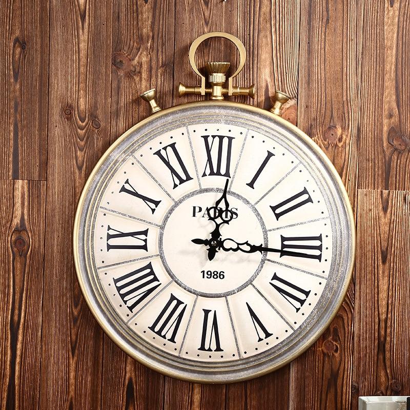 Grand Mur Horloge 3D Acrylique Creative Horloge Saat Reloj DIY Romain numérique horloges murales duvar saati relogio de parede home décor
