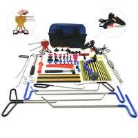 PDR Tools Hooks Push Rods Dent Removal Car Dent Repair Car Body Repair Kit Paintless Dent Repair Tool Kit