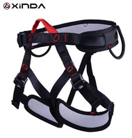 XINDA Camping Safety Belt Harnesses For Rock Climb Outdoor Expand Training Aerial Half Body Protective Supplies Survival