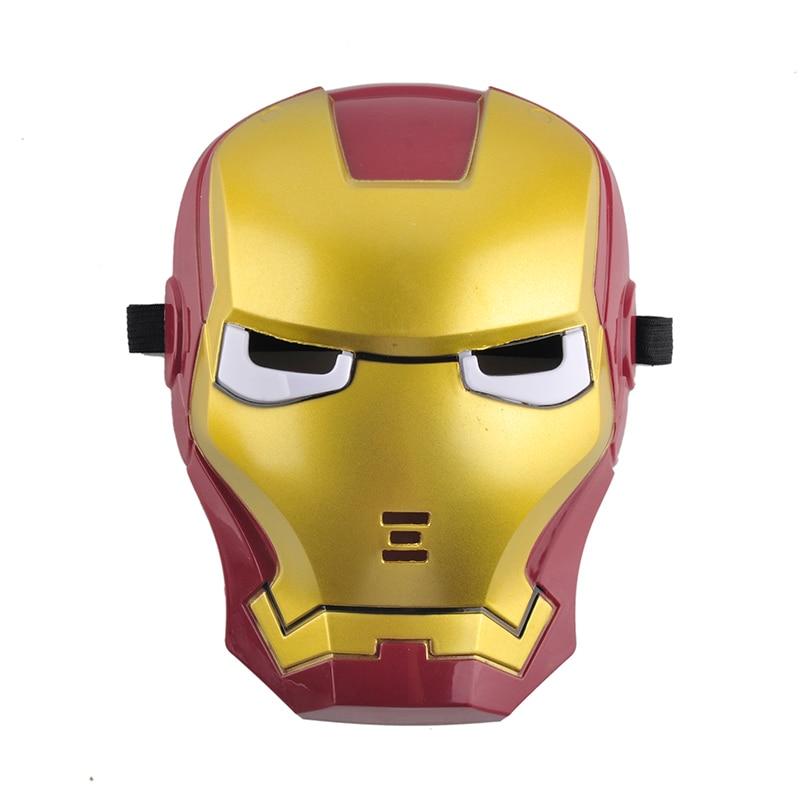 Iron Man Face Paint Images