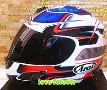Motorcycle helmet arai RX7 RR3 JAPAN male female racking helmet all season keep warm