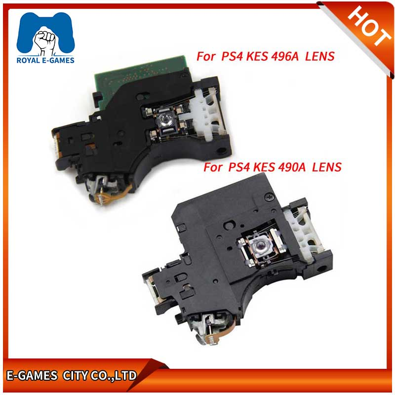 For PS4 Pro KES-496A 490A Drive Laser Lens Kem-496a Head Reader For PS4 Pro Gaming Laser Lens Replacement
