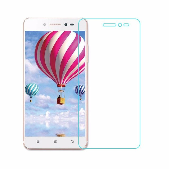 2pcs Tempered Glass for Lenovo Vibe K5 Note 2018 K350t Play Note Pro plus  Explosion-proof Protective Film Screen Protector 1