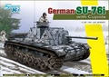 DRAGÃO 6856 1/35 German SU-76i com Cúpula