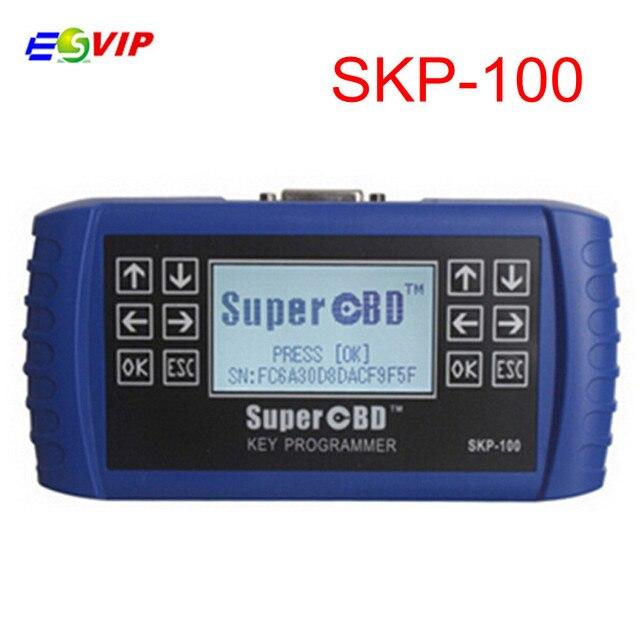 Nueva herramienta clave de Super OBD SKP-100 HAND-Held OBD2 Clave Programador SuperOBD SKP100 Clave Programador A Distancia y Llaves Inteligentes DHL libre