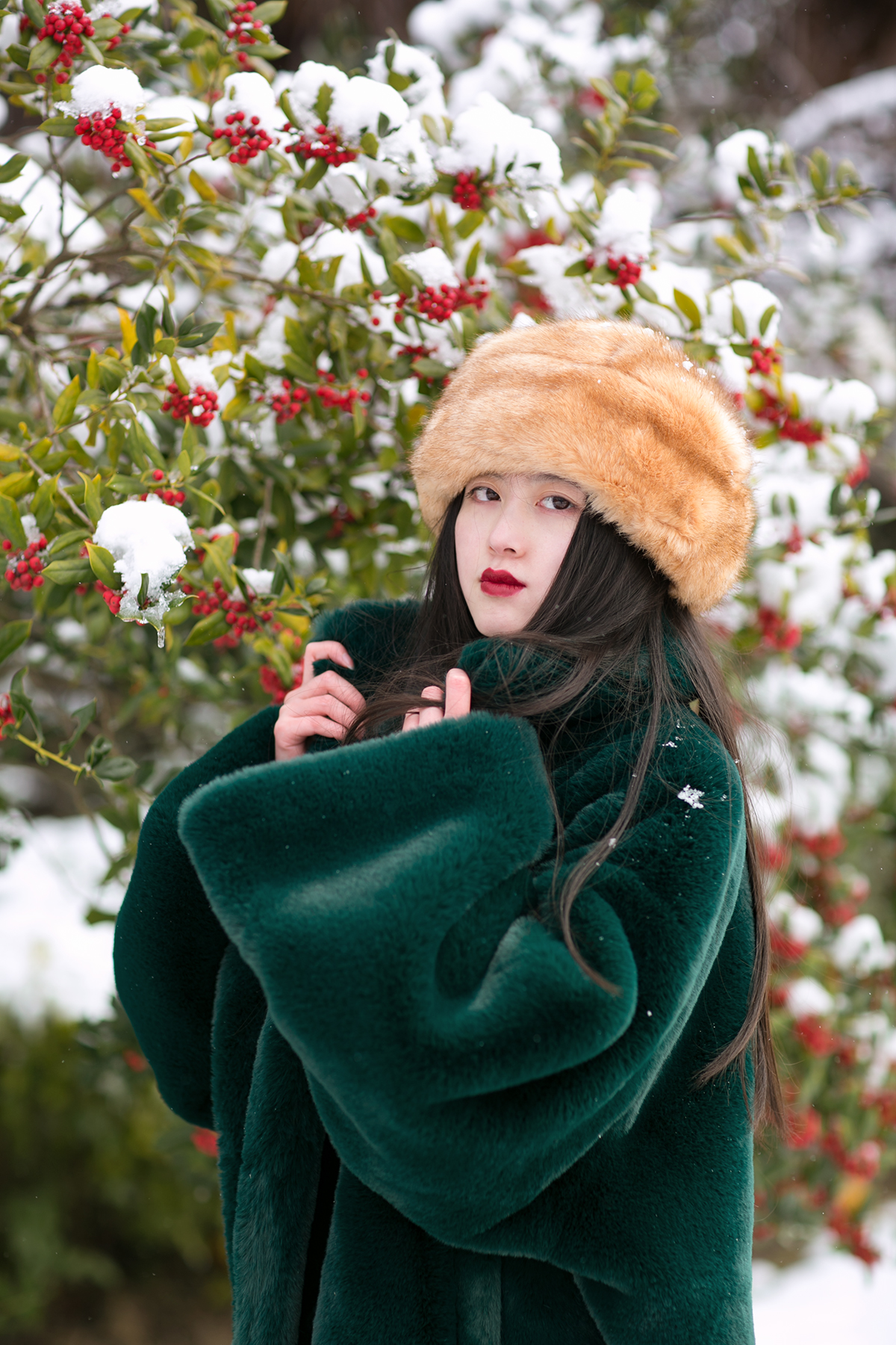 Oversize Overcaot Manteau 2018 Femme Fourrure dark Femmes Fausse Beige Vestes New Manteaux pink Luxe Lapin En Winter De Chaqueta Green Chaud Fluffy Mujer xfqaSpOa