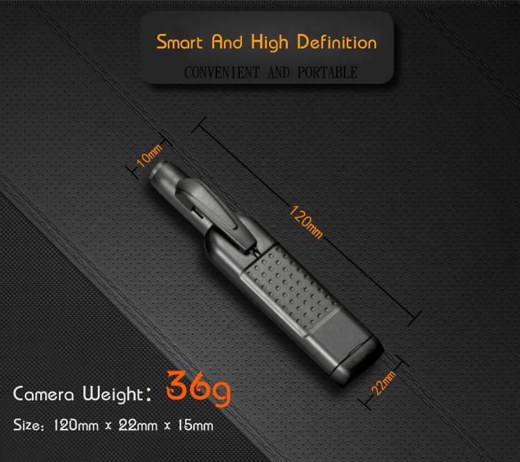 Mini Câmera T193 Voz Gravador de Vídeo Full HD 1080 p Micro Câmera Da Pena Da Câmera Mini Kamera Camcorder Camara Digital HD DVR Cam - 6