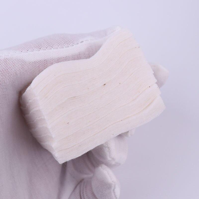 180 pcs/pack Organique Japonais Coton Pour RDA RBA Atomiseur Bobine Mèche Cigarette Électronique BRICOLAGE Chaleur Fil Bobines Organique Pur Coton
