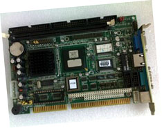 Industrial Motherboard PCA-6753 Low Power ISA Long CPU Card 100% tested perfect quality  цены