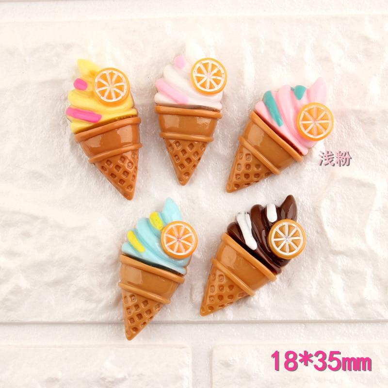 7pcs Fridge Magnets Creative Ice Cream Refrigerators Magnetic Sticker for Door