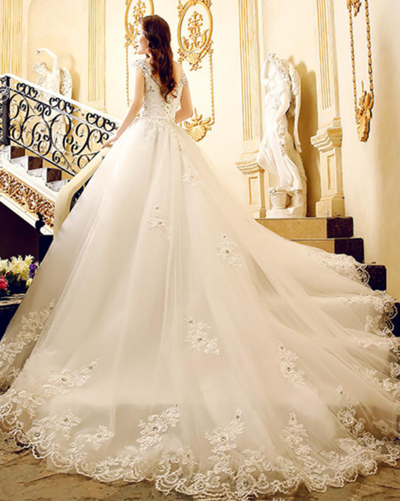 Bling Wedding Dresses: Popular Bling Bridal Gowns-Buy Cheap Bling Bridal Gowns
