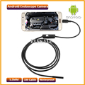 5.5 мм 1 М Кабель Водонепроницаемый Эндоскопа Модуль Камеры 6LED USB OTG Андроид Эндоскоп Осмотр Подводной Рыбалки Для Windows PC