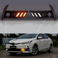 For Toyota corolla 2017 2018 replaement refit parts daytime running light drl For Toyota corolla