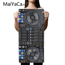 MaiYaCa DJ hand drive Speed Pad to Mouse Notbook Computer Mousepad High-end Gami