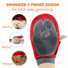 Fur Grooming Glove For Massage 1