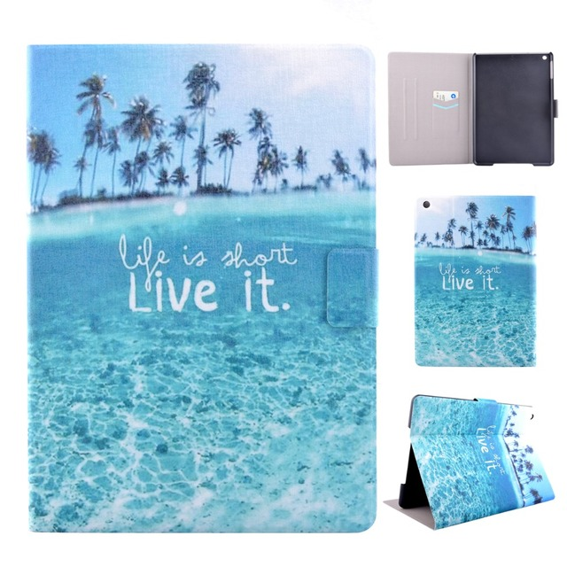 Case Cover For ipad Air1 ipad 5 Protective Tablet Case /Card Slot Holder