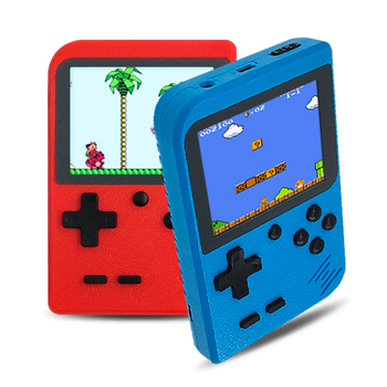 NEW Video Game Console New BittBoy - Version3 - Retro Game Handheld Games Console Player Progress SaveLoad Action figure toy