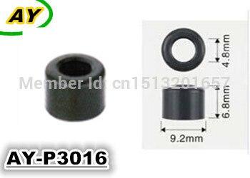 Ücretsiz kargo 500 parça En kaliteli tüm satış yakıt enjektörü tamir takımları plastik parçaları pintle cap toyota lexus için (AY-P3016)