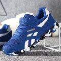 Niños shoes chicos chicas zapatillas entrenadores sport shoes tamaño 26-39 niños ocio transpirable casual kids running shoes
