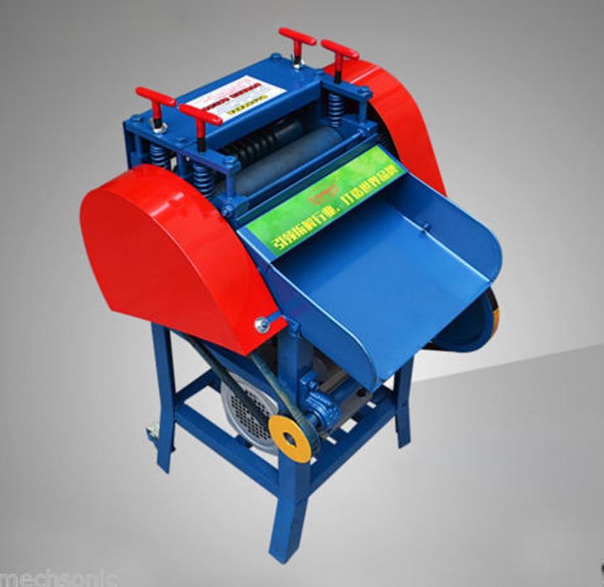Heavy Duty Abisolierzange Maschine Schrott Kabel und Kupfer Recycle ...