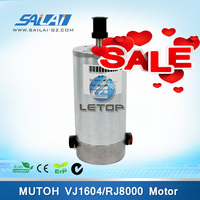 Eco solvente Impresora mutoh 1604 impresora motor dc motor|motor tester|motor controller for electric carprinter ink -