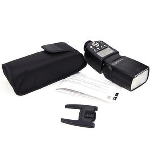 Image 5 - Yongnuo YN 565EX II YN565EX TTL Flash Speedlight for Canon 6D 60d 650d For Nikon D7100 D3300 D7200 D5200 D7000 D750 D90