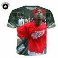 Новый harajuku женщины/мужчины летом короткий sleve футболка 3d печати символов тупак 2pac футболка бренд хип-хоп звезда моды футболки