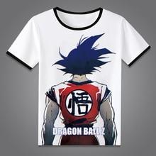 Anime Dragon Ball T-shirt DragonBall Z Son Goku Cosplay Tees Women Men Short Sleeve T Shirt