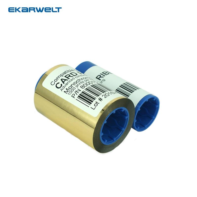 Zebra Eltron ID Card Printer Ribbons YMCKO 800015-140