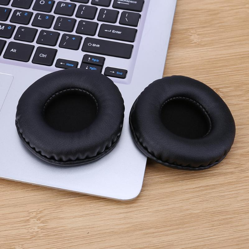 1Pair Replacement Case Cover For SOL Republic Earpads Protein Case Leather For SOL Republic Cushion Replacement V8 V10 Earpads