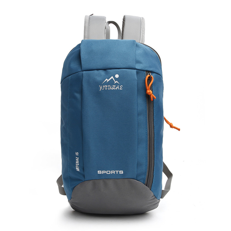 7231f6115505 7 Color 12L Outdoor Sports Small Light Waterproof Backpack Hiking ...