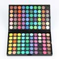 120 Fashion Color Sombra de Ojos Paleta de Cosméticos de Maquillaje de Ojos Herramienta maquillaje de Sombra de Ojos Paleta de Sombra de Ojos Set para la mujer 4 Estilo de Color