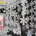 30 Unids Blanco Copo de Nieve Adornos De Navidad Festival Holiday Party Home Decor Decoracion Navidad Regalo de Año Nuevo