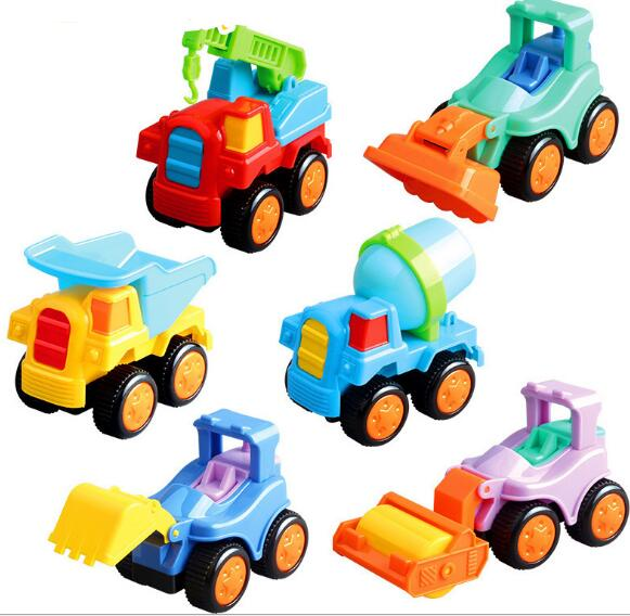 Toys & Hobbies Diplomatic High Quality Kids Beach Baby Toy Pull Back Cars Playing Toys Sand Tools Truck 6pcs/lot Gifts