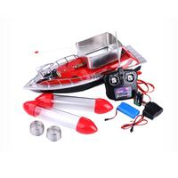 LED Lights Remote Control Boat Toy for Kids Children High Speed Racing RC Boat 4CH 2.4Ghz Control Distance Speedboat Funny Toys