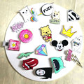 1 PCS Kawaii Icon Free Shipping Acrylic Pin Badge Cartoon Icons Backpack Decoration Badges