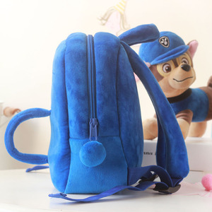 Image 5 - Paw Patrol Dog Stuffed & Plush Doll bag Anime Kids Toys Action Figure Plush Doll Model Stuffed and Plush Animals Toy gift