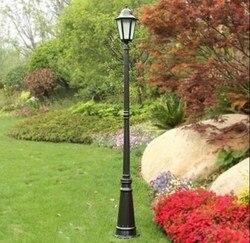 Waterproof Led Garden Outdoor Lighting Villa Courtyard Park Lawn Landscape Lighting Luminarias Para Jardim Column Landscape Lamp